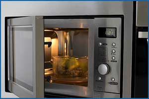 Microwave repair is what we do.