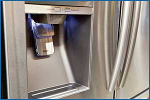 Refrigerator repair is what we do.