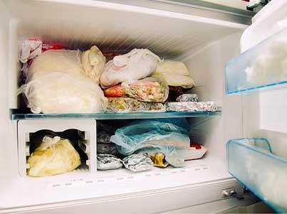 Freezer repair in Bend.