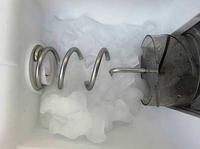 We do ice maker repair.