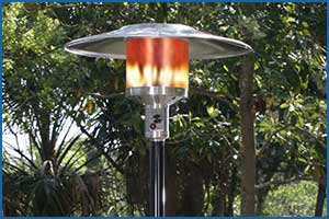 Patio heater repair by Honolulu Appliance Repair Pro.