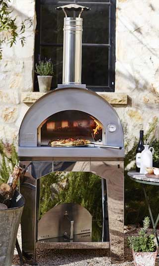 Pizza oven repair by Honolulu Appliance Repair Pro.