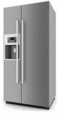 Refrigerator repair by Oregon Appliance Repair.