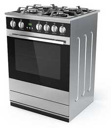 The best stove and range repair.