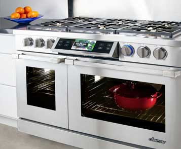 We do Dacor appliance repair.