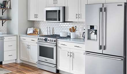 We do Frigidaire appliance repair.