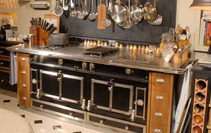 We do La Cornue appliance repair.