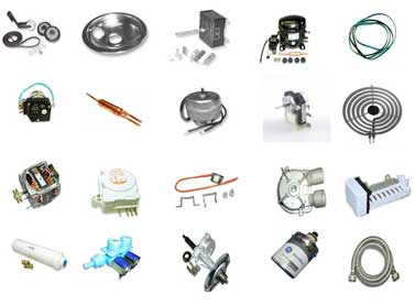 We sell appliance parts.